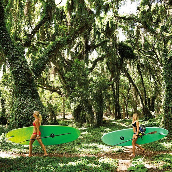 The Woman of Standup Paddling 7