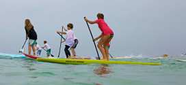 Powerful Cancer Survivor Story • Starboard Stand Up Paddle For Hope