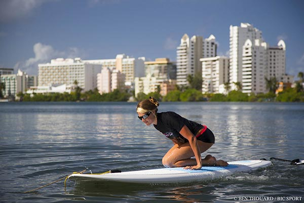 Sup Yoga Up and Overs 7