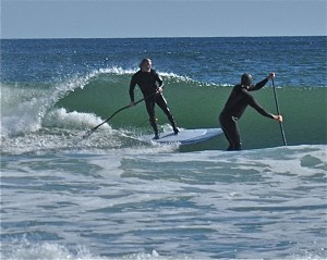 The Aging Surfer