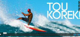 F-ONE SUP Tou Korek Video • Sick Wave Riding