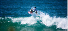 SUP Surfing Sessions Keahi de Aboitiz