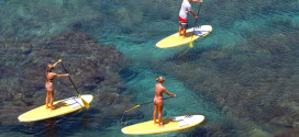 Sneak Preview: New Naish Odysseus All Around Cruising Stand Up Paddleboard