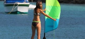 Check Out the Ta'loo-ard Paddlesail Fun SUP Accessory