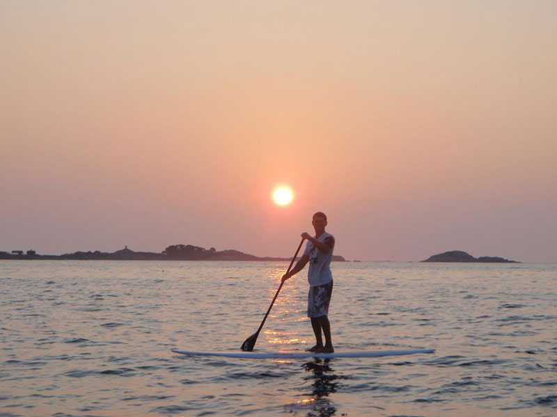 By: Christos Douroudis Sunrise Paddle in Marblehead Ma. pure happiness