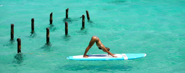 Aruba SUP; Yoga Adventures