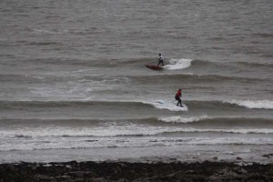 Inaugural Welsh National Stand up Paddle Championship 6