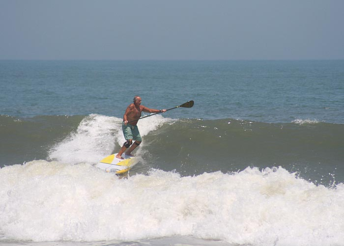 John Stellato John Stellato, Waves North Carolina. Bad knees and al, Old Guys still want to have fun.