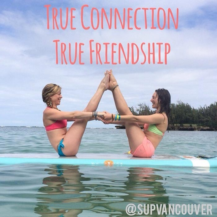Kristy Wright Schell True Friendship True Connection