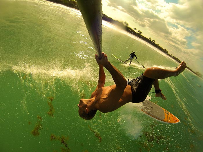 damien leroy A back flip at the right time capturing it all in Jupiter, Florida! Life is so good...... Damo