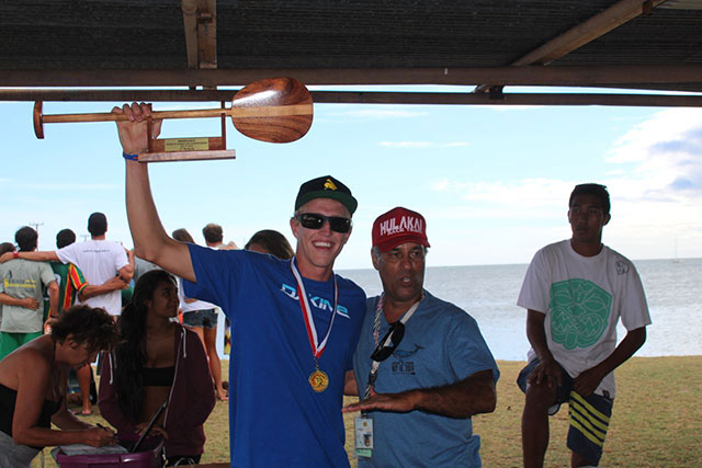Connor Baxter Wins  The Maui-2-Molokai Championships 1