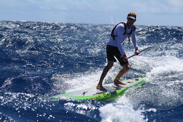 Connor Baxter Wins  The Maui-2-Molokai Championships 3