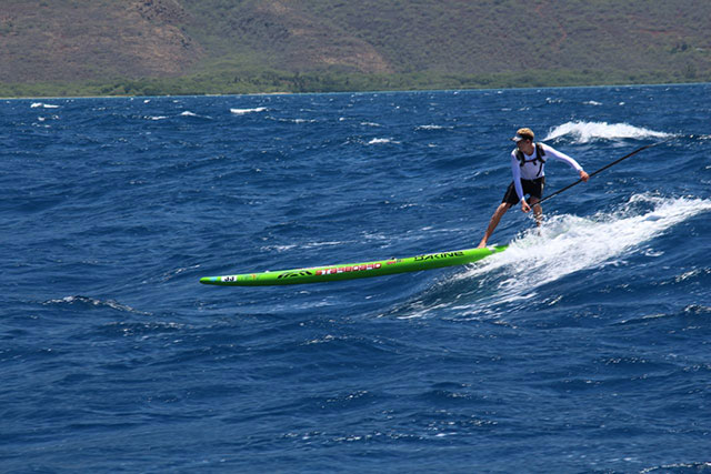 Connor Baxter Wins  The Maui-2-Molokai Championships 4
