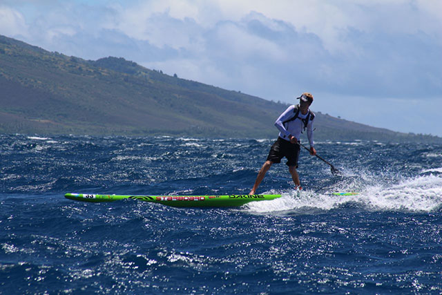 Connor Baxter Wins  The Maui-2-Molokai Championships 5