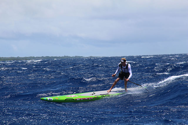 Connor Baxter Wins  The Maui-2-Molokai Championships 7