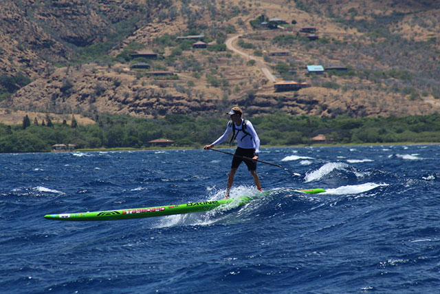 Connor Baxter Wins  The Maui-2-Molokai Championships 8
