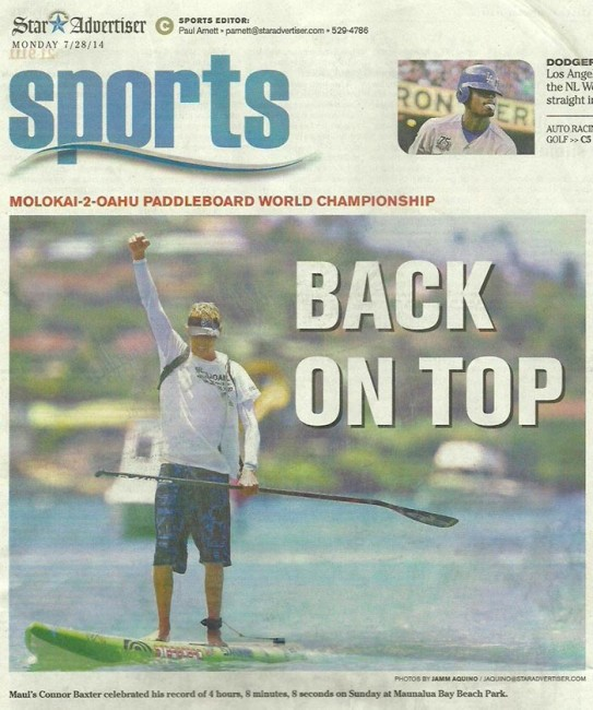 M2O Sports Back on Top