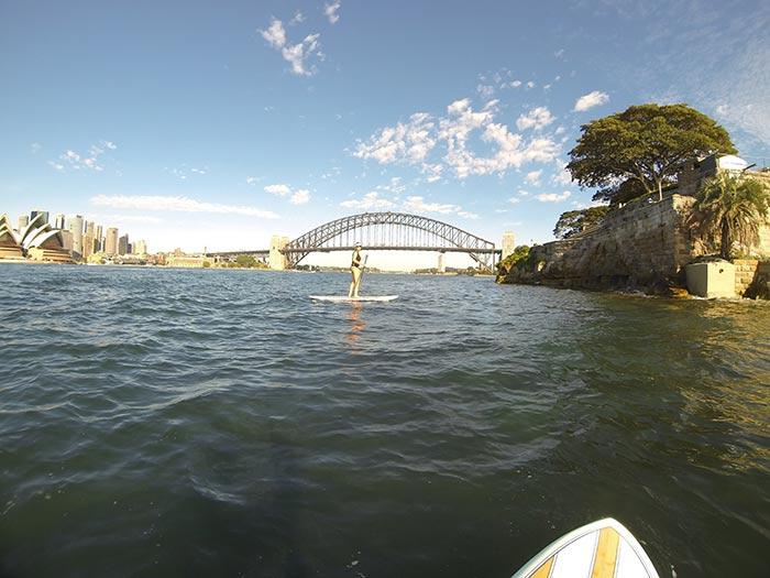 Monica van der Poel: Sydney Harbour Bridge