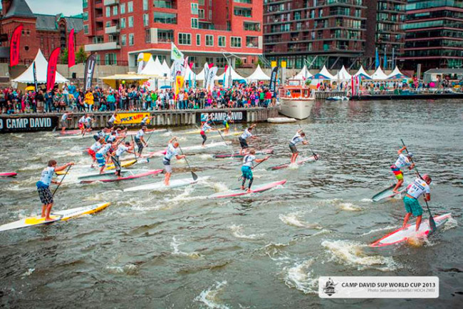Open fleet racing, youth competition and celebrity relays to provide a full weekend
