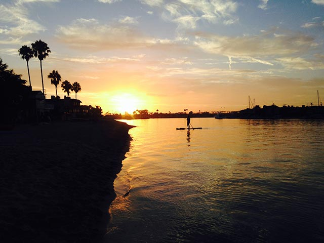 Ramzi Chamoun: Long Beach, CA Sunset