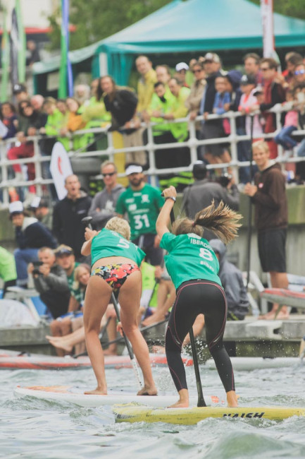The Women's division to showcase some of the most exciting racing of the season