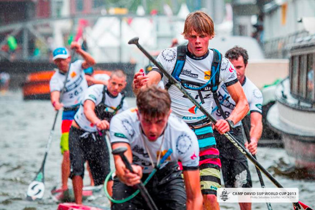 The World Series picks back up with the Camp David World Cup of SUP in Germany