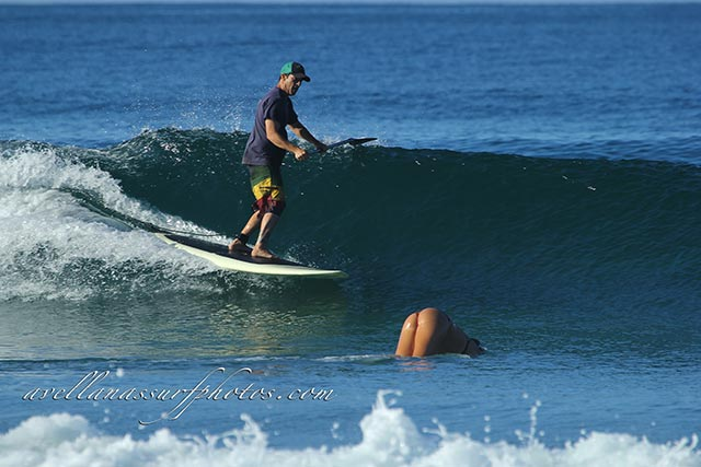"""Barney DelSordo: """"Over the moon"""" Fun little waves and beautiful views in Costa Rica"""