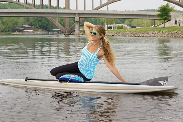 SUP Two-Exercise Tricep Toner 2