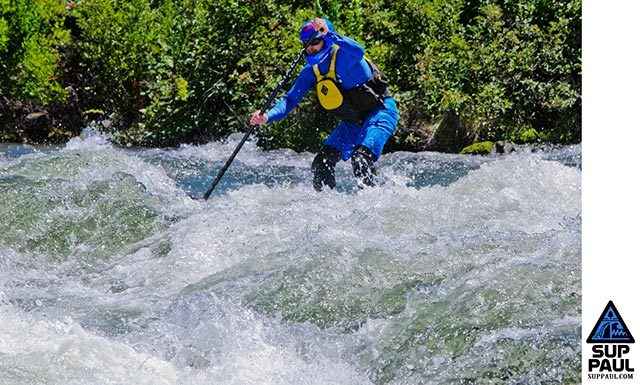 paul clark: Big Eddy rapids in Central Oregon are a splash and giggle destination for commercial raft trips. For whitewater sup paddlers, it's a bucket list drop.