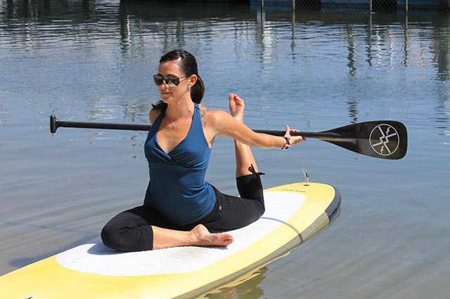Finally A Paddle Designed For Smaller Stand Up Paddlers