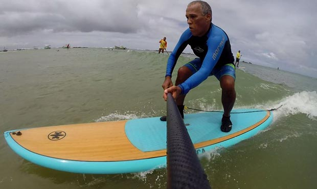 Orlando Costa: In Itaupuã, Bahia - Brazil, one of the finest places to sup every day of the year.
