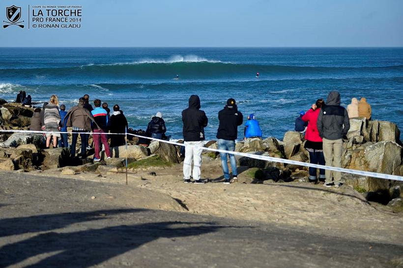 The 2014 La Torche Pro France provides a dramatic finish to the 2014 season