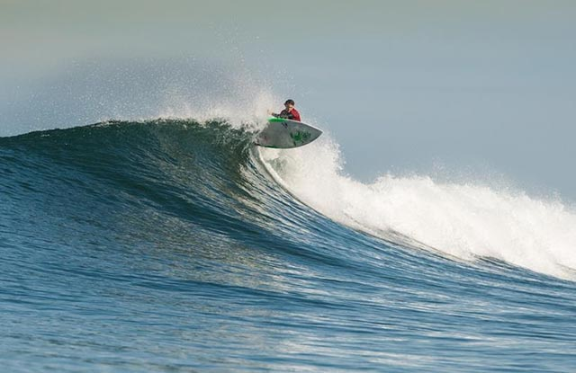 Sean Poynter wraps the year on a high with a spectacular victory here in Morocco