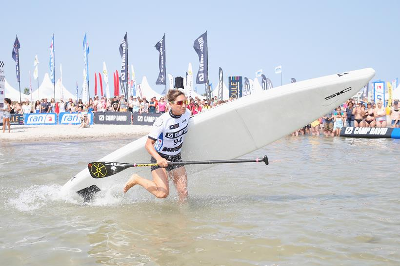 Lina Augaitis steps up in 2014 to secure the World Championship Title