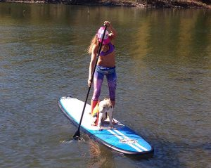 disconnect to reconnect with standup paddling 3
