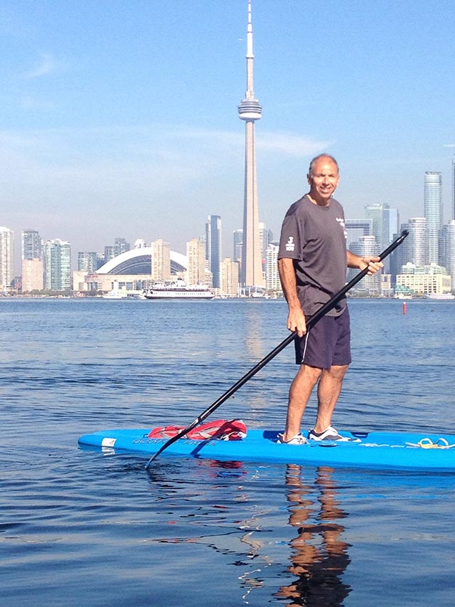 John Anter: Toronto on the only board I could find