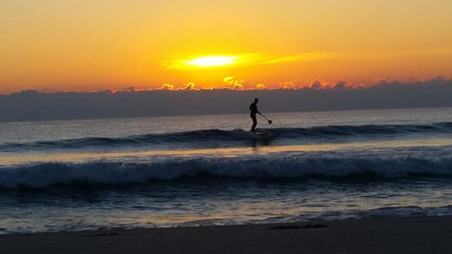 Wizeguy Guido: Simply, amazing morning in Delray Beach FL. Photo by Sal Toscano