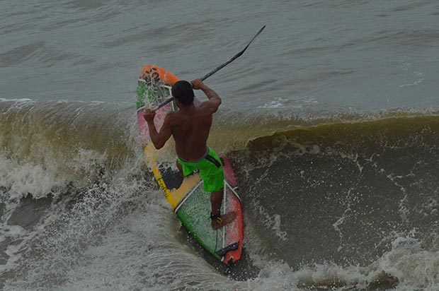 Junior Lisboa: Breaking some waves in Brazil