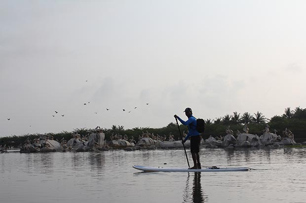 Kumaran Mahalingam: Paddled for Preservation