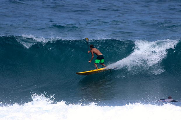 Laine Dupont: Fun session in Puerto Rico