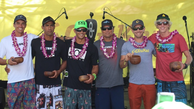 Connor Baxter wins Olukai Ho'olaule'a 4th Year In a Row! 5