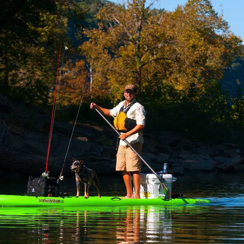 Ryan Jones 1: Exploring Tennessee waters for the first time in Rock Island, TN