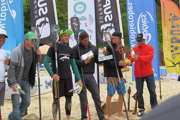 Connor Baxter wins The 2015 St'Ives Bay Celtic Cup in UK