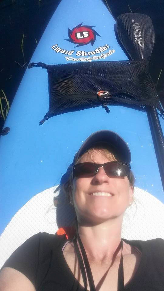 Rebecca Janowski: Relaxing on 3rd lake in Inlet NY. It doesn't get much better than this.