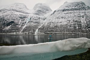 Standup Paddling Above the Arctic Circle 6
