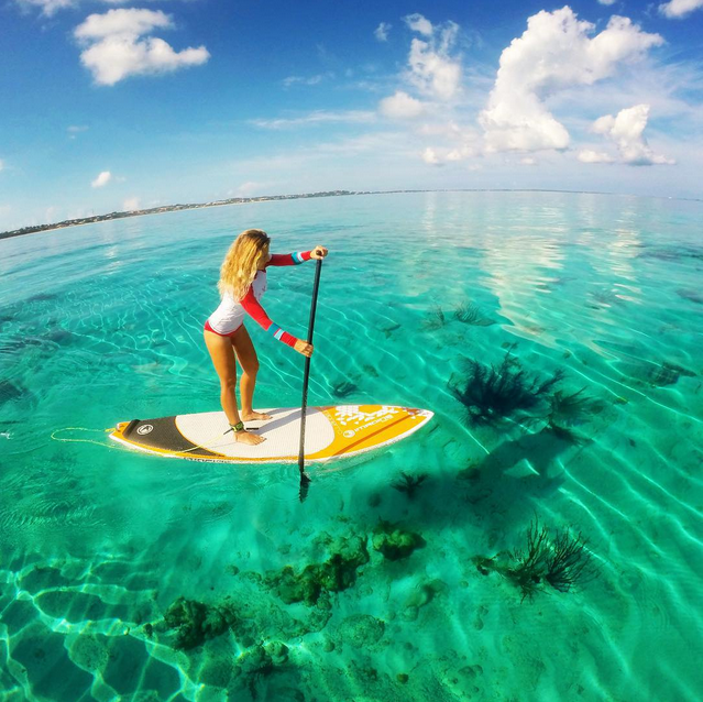 surfsup_turksandcaicos ? ✨ ? ✨ ? ✨ ? ✨ Seascape dreamscape ? ✨ ? Another magical #goproshot by Wes Matweyew with #goprohero4 @GoPro ??