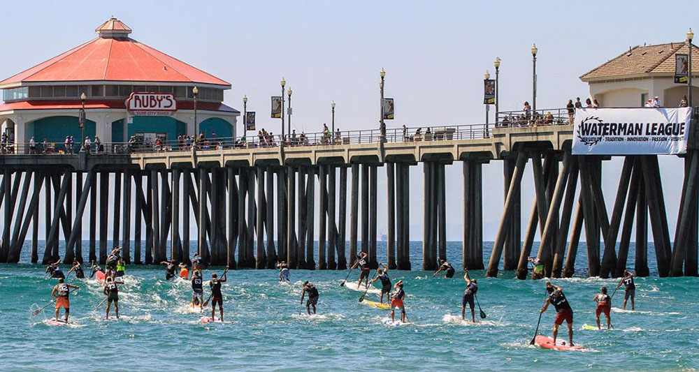 Age Group Open Racing and a compact 6km course to provide something for everyone at this year's US Open of SUP