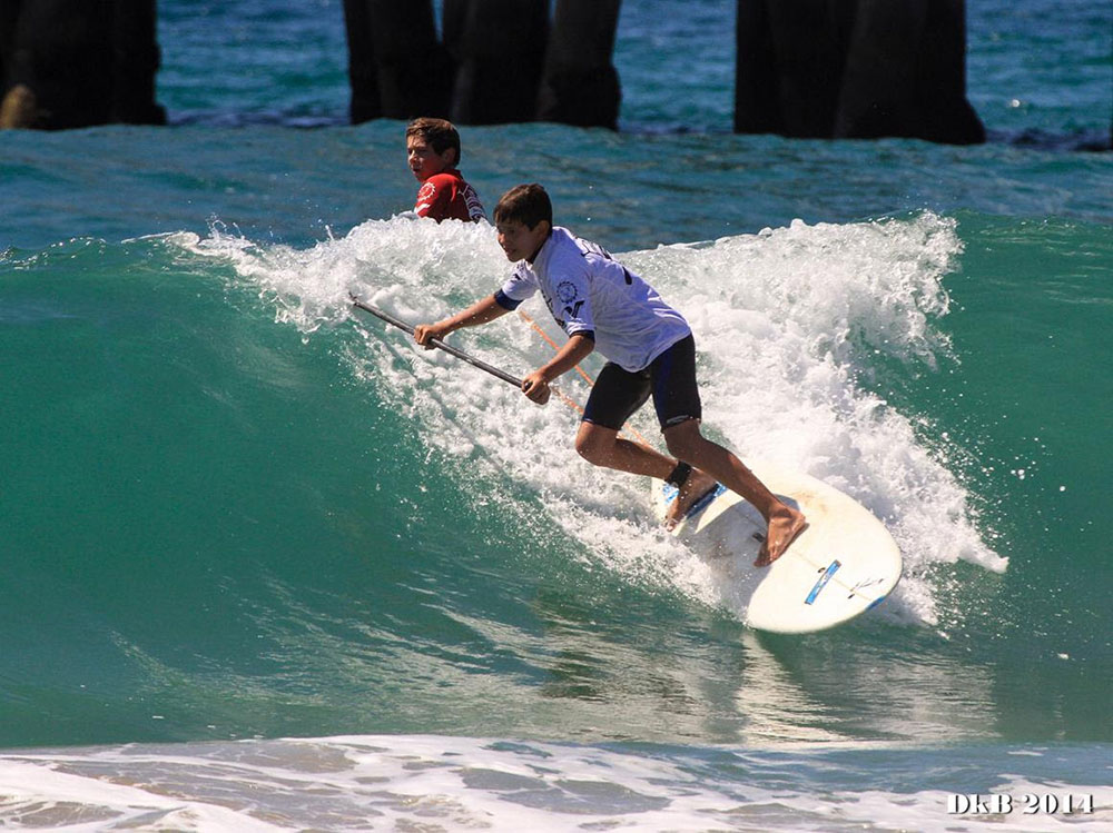 The Na Kama Kai Youth Championships to celebrate both Surfing and Racing at the US Open of Stand Up Paddling