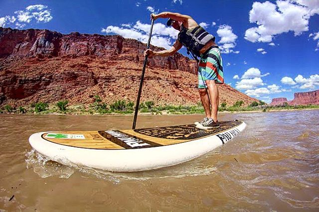 Pau Hana Surf Supply: Taking the Pau Hana Oahu onto the Colorado River in Moab, Utah