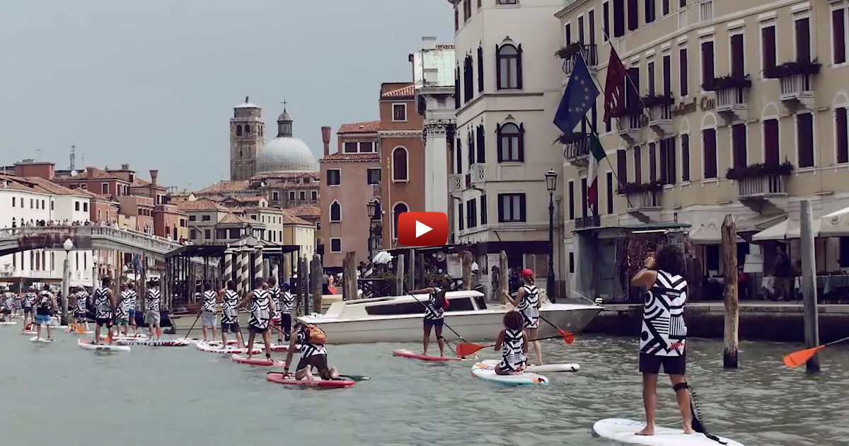 Sup 39 N With Rrd In One Of The Most Beautiful Cities In The World Venice
